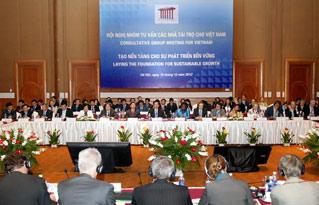 Nhật Bản tăng tài trợ ODA cho Việt Nam