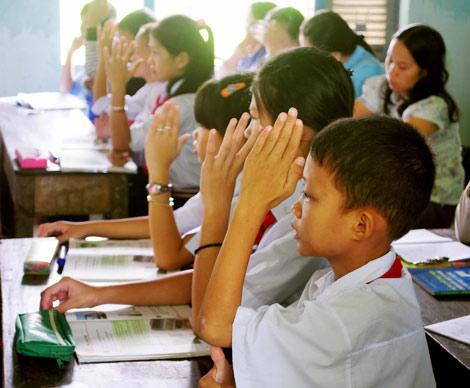 Chú trọng rút ngắn khoảng cách giáo dục giữa các vùng, miền