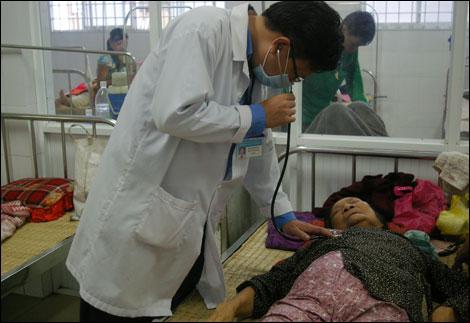 Bệnh viện đa khoa Gò Công Đông: Cho Y Đức Thăng Hoa