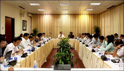 Phó Thủ tướng Hoàng Trung Hải: Thúc đẩy giải ngân các dự án ODA