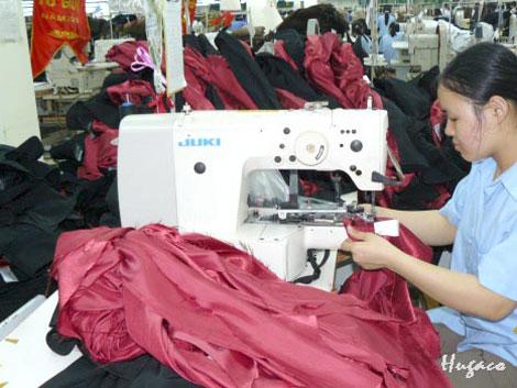 Công ty CP May Hưng Yên: Luôn đề cao những hoạt động vì cộng đồng