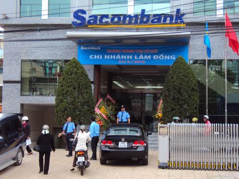 Sacombank Lâm Đồng: Tạo dựng niềm tin từ phong cách phục vụ chuyên nghiệp