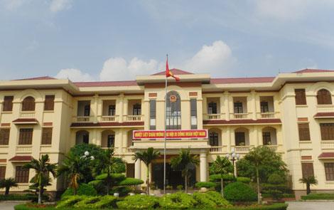 Thị xã Từ Sơn: Không ngừng phát triển