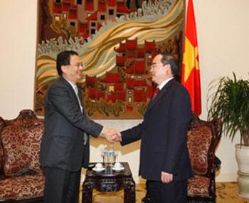 Việt Nam trân trọng nguồn vốn ODA đến từ Nhật Bản