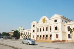 Xây dựng thành phố Nam Định thành trung tâm vùng Nam đồng bằng sông Hồng