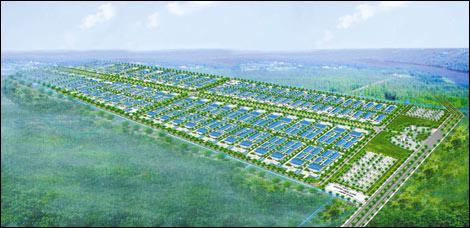 KCN Phú An Thạnh - Cùng doanh nghiệp đi đến thành công