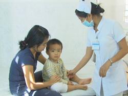 Trung tâm y tế Tân Châu : Điểm tựa y tế của người dân Tân Châu