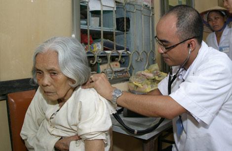 Bước tiến tích cực của ngành y tế