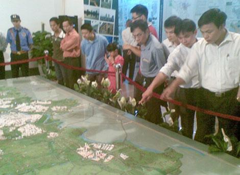 Cơ hội đầu tư từ các dự án phía Tây Hà Nội
