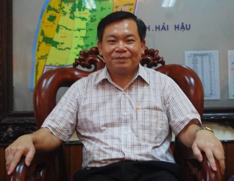 Huyện Trực Ninh: Đẩy mạnh phát triển Công nghiệp-Tiểu thủ công nghiệp