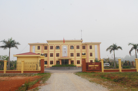 Huyện Điện Biên: Tích cực xây dựng nông thôn mới