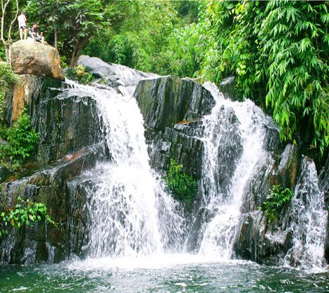 Huyện Hạ Hòa: Điểm đến lý tưởng của du khách thập phương
