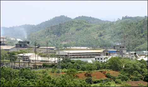 Huyện Bảo Thắng: Đô thị công nghiệp trong tương lai
