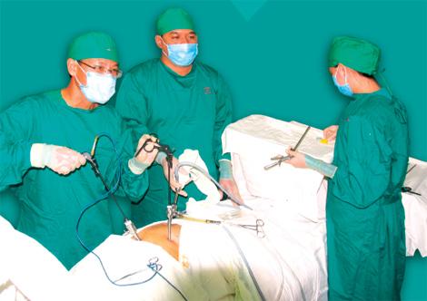 Bệnh viện đa khoa khu vực Cù Lao Minh: Điểm sáng ngành y