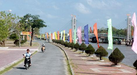 Huyện Cái Nước: Tự tin vươn lên thành điểm sáng phát triển kinh tế