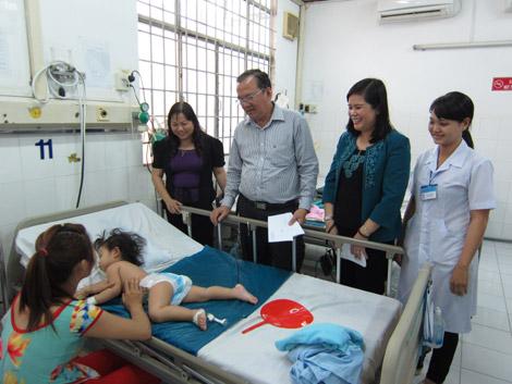 Ngành y tế Tp.Cần Thơ: Những bước đi vững chắc