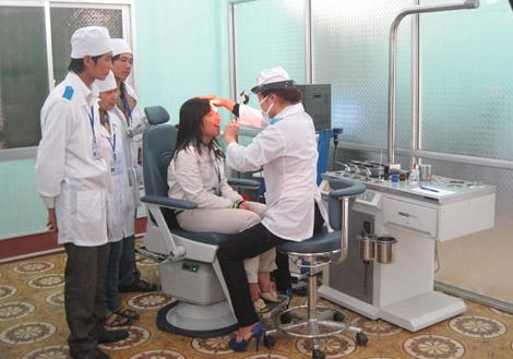 Trường Trung cấp Y tế Tuyên Quang: Hướng tới trung tâm đào tạo nguồn nhân lực y tế chất lương cao