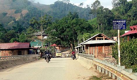 Huyện Mường Chà: Tạo đà xây dựng nông thôn mới