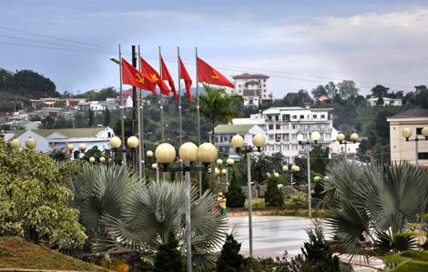 Thị xã Gia Nghĩa: Phát huy vai trò kinh tế đầu tàu tính Đắk Nông