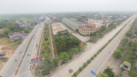 Thành phố Sông Công: Những bước chuyển mạnh mẽ