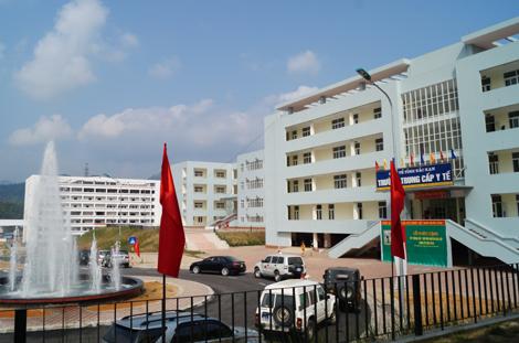 Trường Trung cấp Y tế Bắc Kạn: Đào tạo nguồn nhân lực y tế chất lượng cao