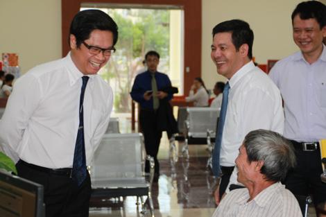 Trung tâm hành chính công tỉnh Thái Bình: Khâu đột phá trong CCHC