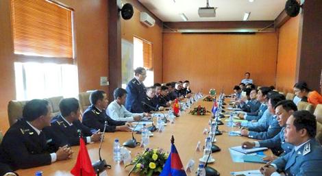 Cục Hải quan tỉnh Bình Phước: Luôn đồng hành với doanh nghiệp trong mọi khó khăn