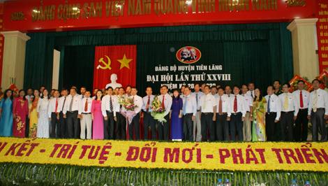 Huyện Tiên Lãng: Đẩy mạnh thu hút đầu tư các dự án nông nghiệp công nghệ cao
