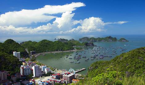 Huyện Cát Hải: Vẻ đẹp đất và người