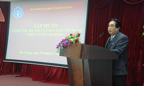 Bảo hiểm xã hội tỉnh Hà Giang:  Đổi mới để phục vụ tốt hơn