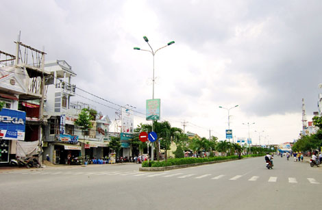 Quận Ô Môn: Sức bật mới trong diện mạo mới