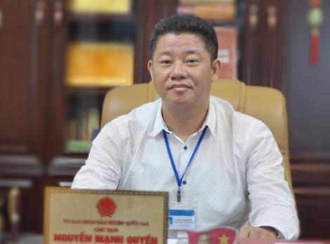 Huyện Quốc Oai: Bước chuyển mình mạnh mẽ