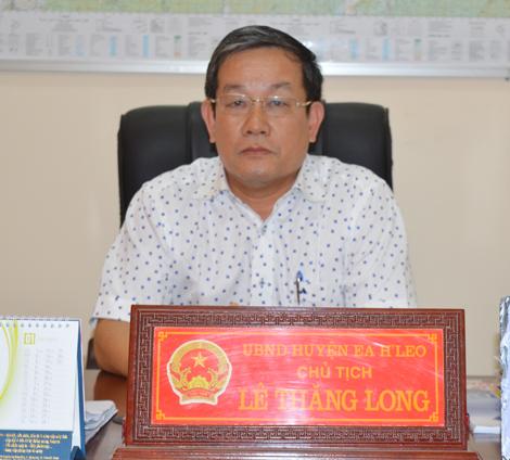 Huyện Ea Hleo Phấn đấu trở thành vùng kinh tế động lực phía Bắc của tỉnh Đắk Lắk
