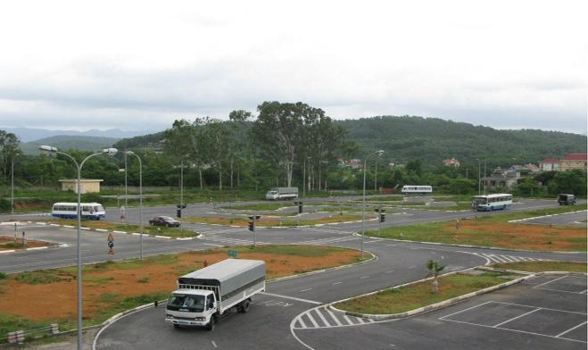 Trường Trung cấp nghề cơ giới đường bộ và hành trình hơn nửa thế kỷ