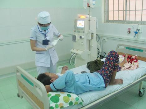 Bệnh viện huyện Tuy Phong: Nơi gửi gắm niềm tin