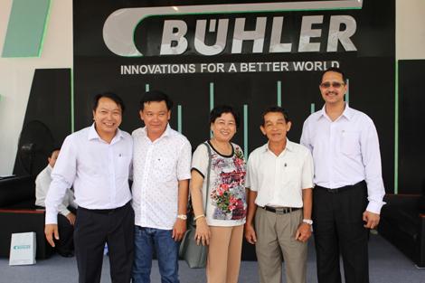 Bühler Group: Chung tay nâng tầm giá trị nông sản Việt trên trường quốc tế