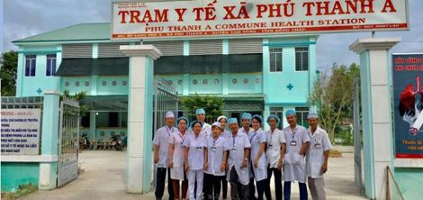 Trung tâm Y tế huyện Tam Nông: Địa chỉ khám chữa bệnh tin cậy