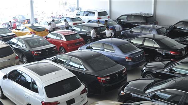Thuế nhập ô tô cũ chính thức tăng gấp đôi từ năm 2018