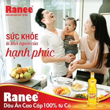 Cùng Ranee sáng tạo món ăn ngon