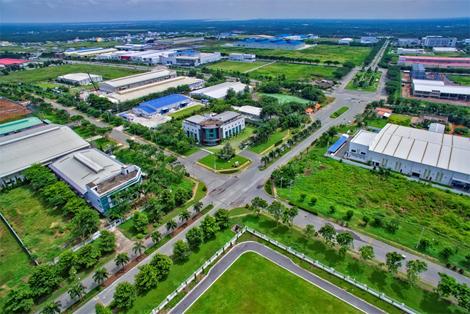 khu công nghiệp Long Hậu: Miền đất hứa cho doanh nghiệp