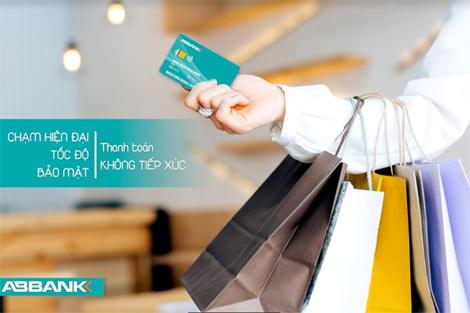 ABBANK Visa Contactless: Đẩy nhanh thao tác, nâng cao bảo mật