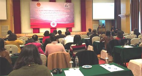 JICA hỗ trợ Việt Nam phòng chống nạn mua bán người