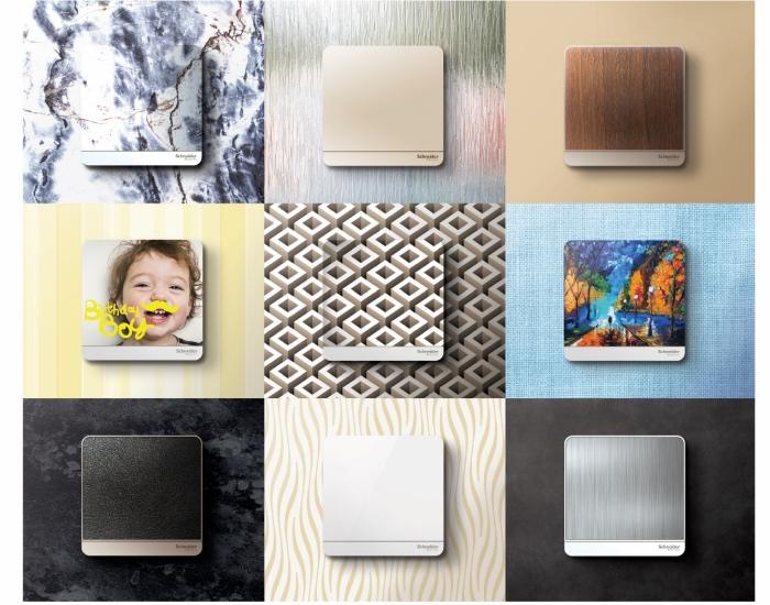 """Schneider Electric ra mắt dòng sản phẩm AvatarON giúp """"cá nhân hoá"""" không gian sống"""