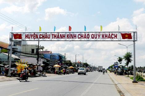 Huyện Châu Thành: Khởi sắc trong thu hút đầu tư