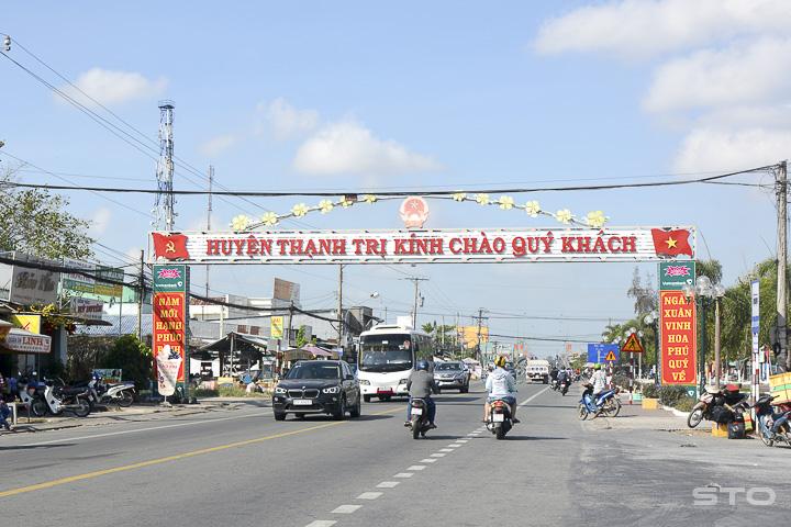 Huyện Thạnh Trị:  Đi lên bằng sự nỗ lực