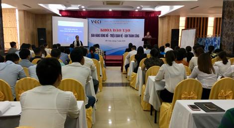 VCCI Nghệ An luôn hỗ trợ, sát cánh và đồng hành cùng doanh nghiệp