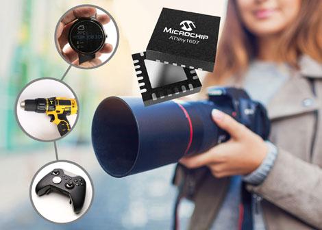 Tăng hiệu năng của hệ thống trong các ứng dụng điều khiển vòng kín với hai dòng vi điều khiển PIC® và AVR® mới của Microchip