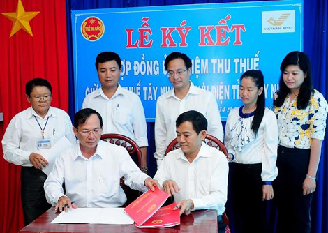 Cục Thuế tỉnh Tây Ninh: Đột phá trong cải cách thủ tục hành chính