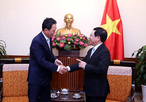 Việt Nam mong muốn Hàn Quốc thúc đẩy chuyển giao công nghệ