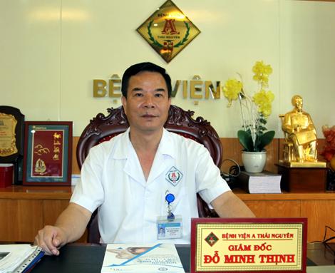 Bệnh viện A Thái Nguyên: Điểm sáng của ngành y tế tỉnh Thái Nguyên